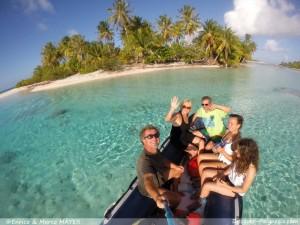 Crociere alle Tuamotu (2) - Polinesia