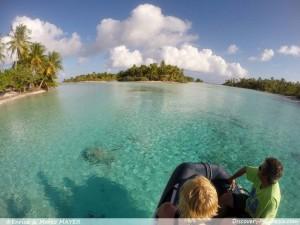 Rangiroa Polinesia