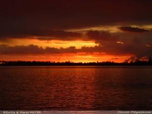 Gli atolli delle Tuamotu - Polinesia